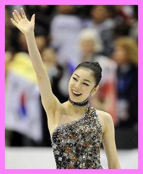 フィギュアスケート 世界選手権 2013 キムヨナ